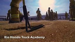 Tak ćwiczą strażacy