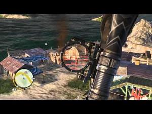 Far Cry 3 i efektowne zdobycie posterunku