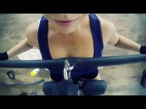 Widoki z GoPro na siłowni
