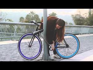 Tego roweru nikt nie ukradnie