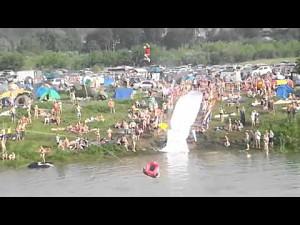 Ekstremalny skok do wody