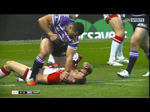 Brutalność rugby