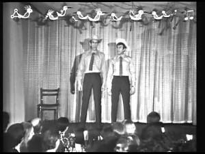 "Kabaret Dudek ""Ballada o dzikim zachodzie"""