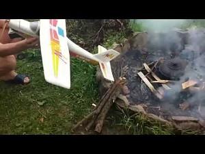 Rozpalanie ogniska