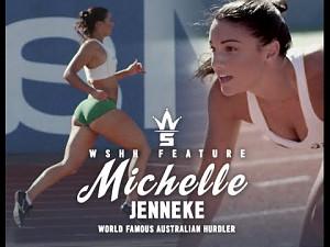 Seksowna lekkoatletka Michelle Jenneke