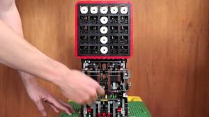 Wyświetlacz Lego