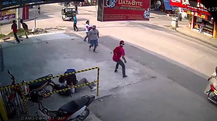Zastrzelił go na ulicy!