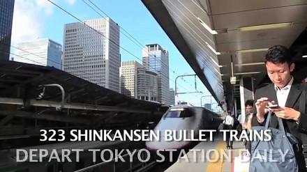 Ile czasu zajmuje wysprzątanie całego pociągu w Japonii?