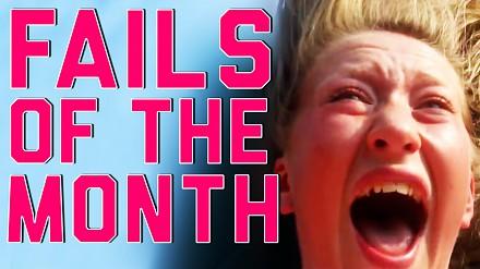 Najlpesze wpadki miesiąca - Maj || FailArmy