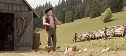 Zgrabna reklama z folkowym Iggy Popem