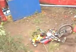 Wypadki na rowerach