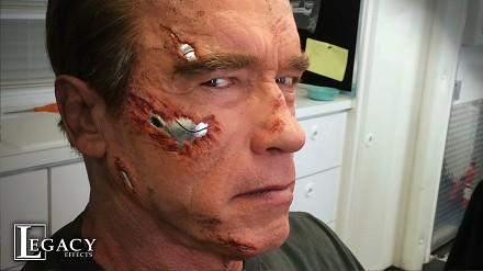 """Praktyczne efekty specjalne w """"Terminator: Genisys"""""""