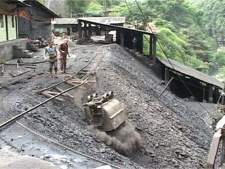 Ekstremalna kolej przemysłowa