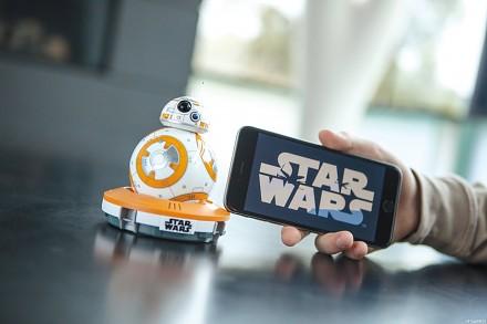 BB-8 - droid ze Star Wars