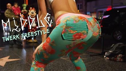 Lexy Panterra Twerk Freestyle (4K)