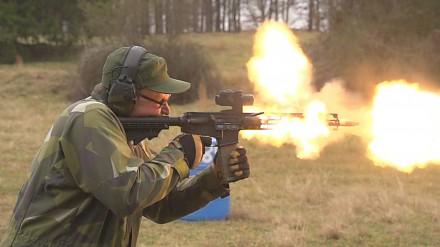 Ile strzałów wytrzyma karabin zanim się stopi?