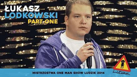 """Łukasz Lotek Lodkowski na mistrzostwach """"One Man Show"""""""