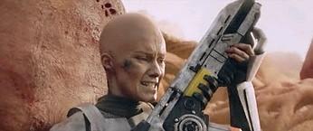 Wojna z rakiem - spot niczym najlepszy film SF