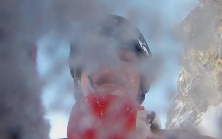 Otarcie się o śmierć nagrane przez GoPro - kompilacja
