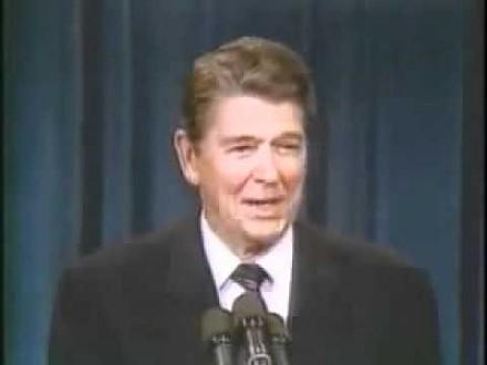 Żart Reagana o ZSRR