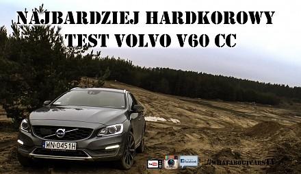 Hardkorowy test - Volvo V60 Cross Country