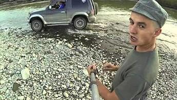 Autostopem na Kołymę - Amfibia (odc. 41)
