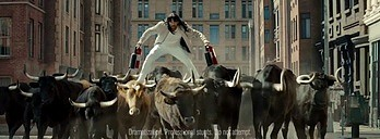 Jason Statham w reklamie najnowszego LG G5