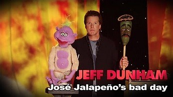 Jeff Dunham - Zły dzień José Jalapeño