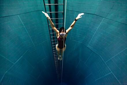 Piękny, niebieskawy świat, czyli freediving