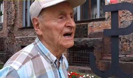 94-letni Dziarski Dziadek opowiada o Powstaniu Warszawskim