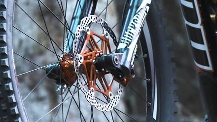 Satysfakcjonujący film z jazdy na rowerze