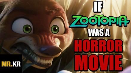 Gdyby Zootopia była horrorem