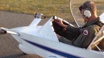 Najmniejszy odrzutowiec na świecie - CriCri Jet