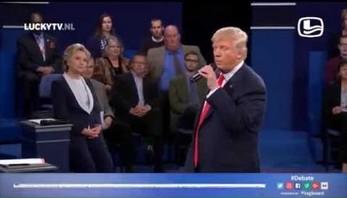 Trump ft. Clinton - Wirujący Seks
