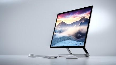 Tak wygląda Microsoft Surface Studio. Pierwszy desktop All-In-One od Microsoftu.