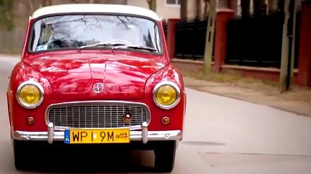 Polskie klasyczne samochody w Fifth Gear