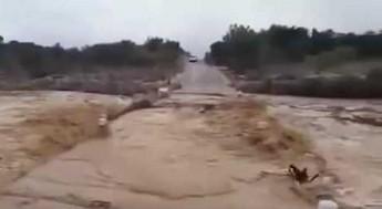 Nagle rzeka pojawia się znikąd, flash flood w praktyce