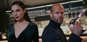 Jason Statham i Gal Gadot w reklamie z Super Bowl
