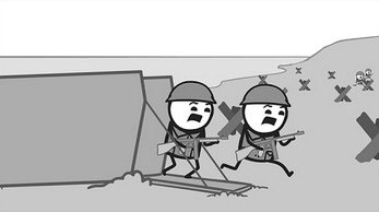 Bohater - Cyanide & Happiness Minis