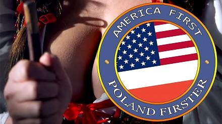 America first, Poland firster! - nasza odpowiedź na film Holendrów