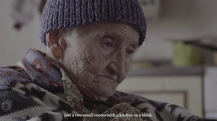 Droga do nieba - pozytywny film o staruszce