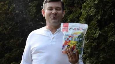 Reklama roku - Zenon Martyniuk poleca kulki na karpie
