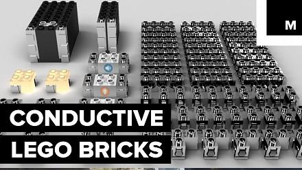 Brixo - projekt elektrycznych klocków LEGO, który zebrał już ponad milion dolarów od fanów