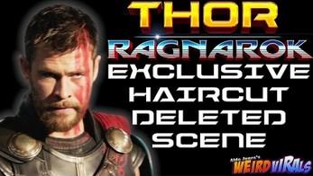 Zagadka Nowej Fryzury Thora Wyjaśniona Joe Monster