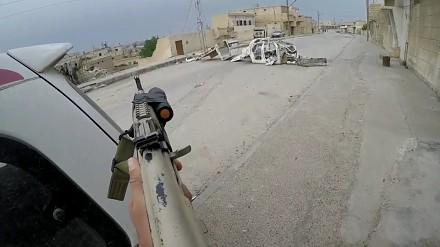 W przerwach walk z ISIS można śpiewać