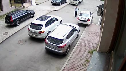 Nikt nie jest bezpieczny, kiedy ona parkuje