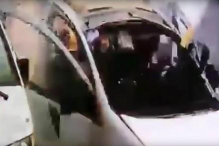 Wybuch gazu w samochodzie w Turcji