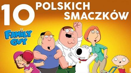 Polskie akcenty w Family Guy