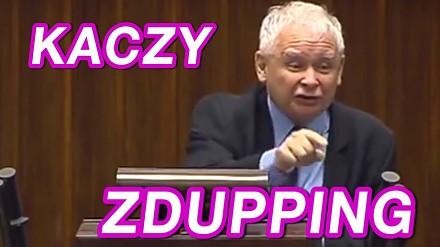 Co tak naprawdę powiedział wczoraj Kaczyński w sejmie?