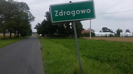 Zdrogowo - najmniejsza wieś w Wielkopolsce